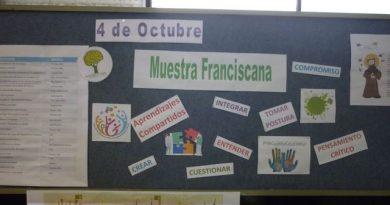 Muestra Franciscana 2019