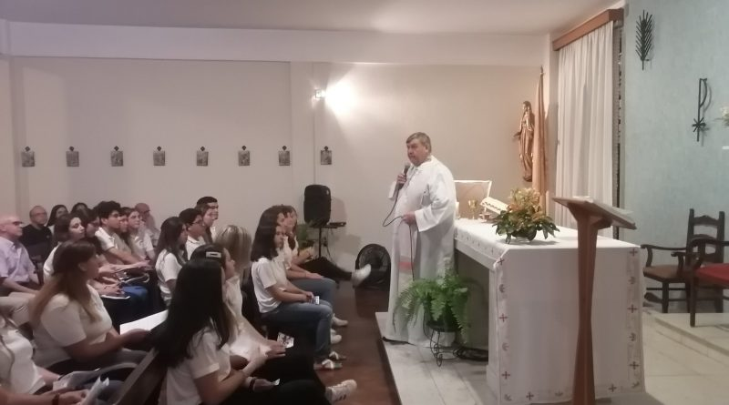 Eucaristía Egreso de Bachillerato Gen 2019