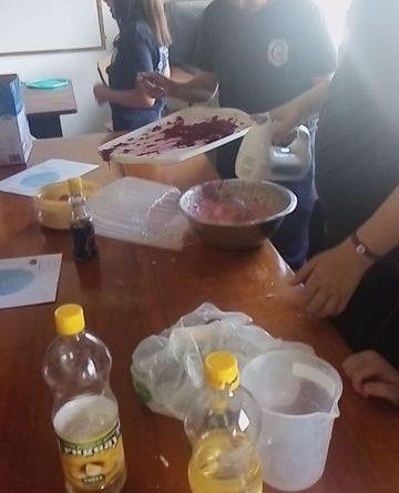 Taller de Cocina -1ros Años CB
